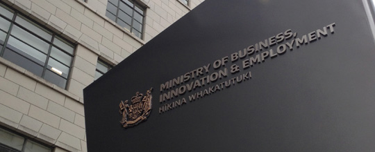 Ministry of Business, Innovation and Employment – New National Office Redevelopment