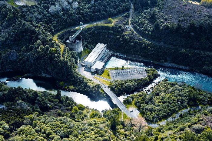 Aratiatia hydroelectric plant refurbishment