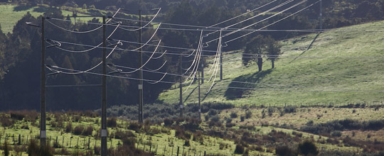 Top Energy's new transmission lines