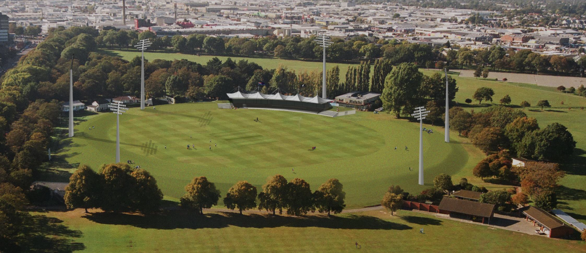 Feedback sought on Hagley Oval proposal